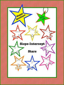Slope Intercept Stars