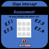 Slope Intercept Test