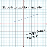 Slope-Intercept equation practice