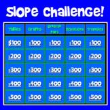 Slope Challenge Game!