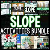 Slope Activities Bundle