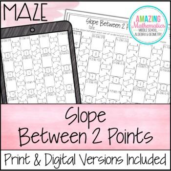 Slope Maze