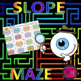 Slope Maze Activity
