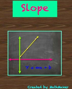 Slope Packet ~ Answer Key