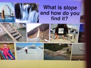 Slope Presentation Flipchart