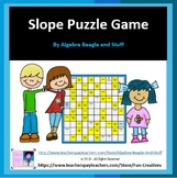 Slope Puzzle Game