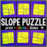 Slope Puzzle w/ GOOGLE Slides version