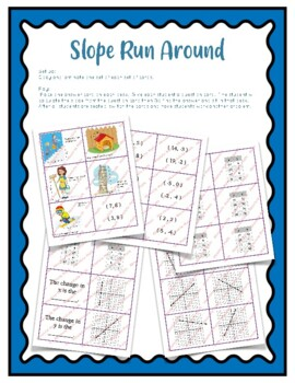 Finding Slope Activity