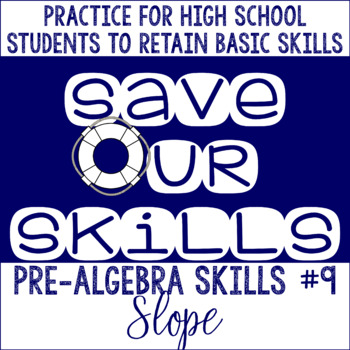 Slope SOS (Save Our Skills)