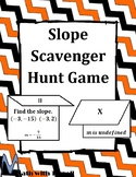 Slope Scavenger Hunt Game