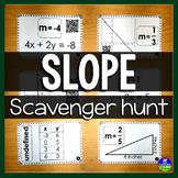 Slope Scavenger Hunt