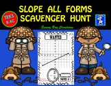 Slope Scavenger Hunt All Forms