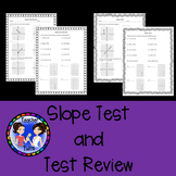 Slope Test and Test Review