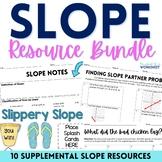 Slope Unit Resources