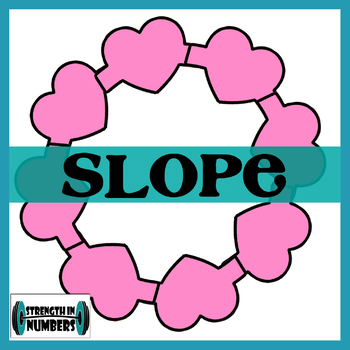 Slope Valentine's Day Heart Self-Checking Wreath