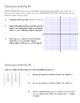 Slope of a Line Discovery Activity