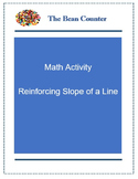 Slope of a Line - Four Corners Review Activity