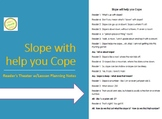 Slope will help you Cope - Reader's Theater - Common Core Aligned - Lesson Plan