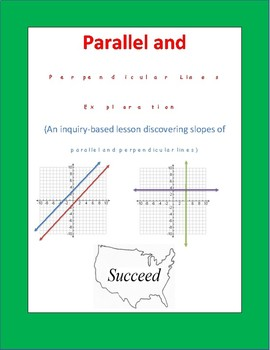 Slopes of Parallel and Perpendicular Lines: An Inquiry-Based Exploration
