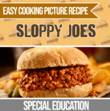 Easy Cooking Picture Recipe for Sloppy Joes (Independent L