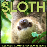 Sloth: Informational Article, QR Code Research & Fact Sort