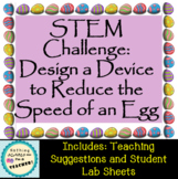 Hands-On Design Challenge: Reduce the Average Speed of an Egg