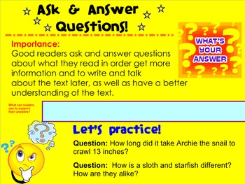 Slow and Slower (Reading A-Z) Lesson Bundle