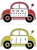 Slug Bug Game: Melody, do practice