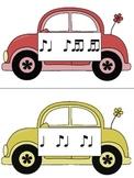 Slug Bug Game: Rhythm, syncopa practice