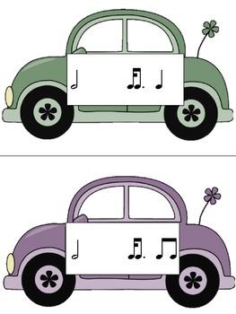 Slug Bug Game: Rhythm, ti-kam practice