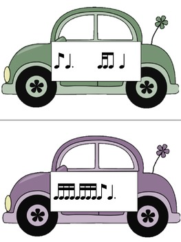 Slug Bug Game: Rhythm, ti-tom practice