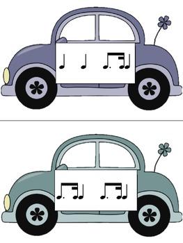 Slug Bug Game: Rhythm, tim-ka practice