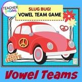 Vowel Teams: Slug Bug! Word Game