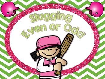 Slugging Odd or Even Freebie