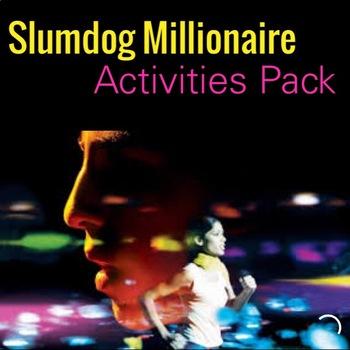 Slumdog Millionaire Activity Pack