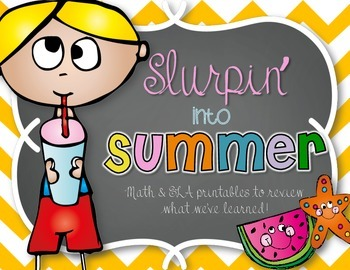 Slurpin' into Summer {Review for Summer}