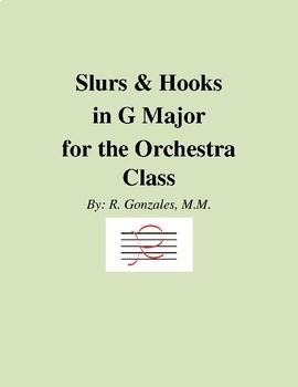Slurs & Hooks in G Major