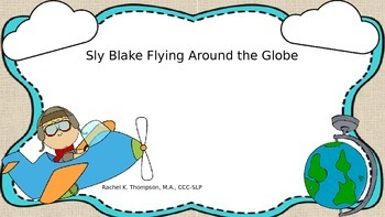 Sly Blake L-Blends Game
