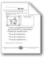 Sly Fox (Synonyms)