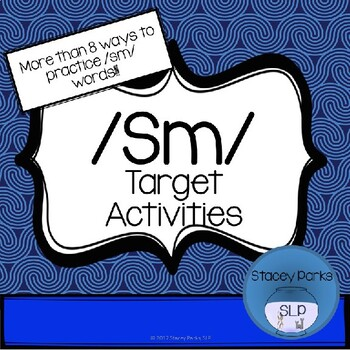 S-Blends - Sm Activity Pack