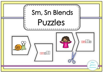 Sm, Sn Blends Puzzles