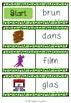 Små lydrette ord 3 - Orddomino