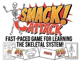 Smack Attack!: Skeletal Edition- Fast-paced Game Your Students Will LOVE!