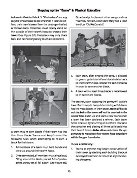 Smack Down Cooperative Game for Physical Education