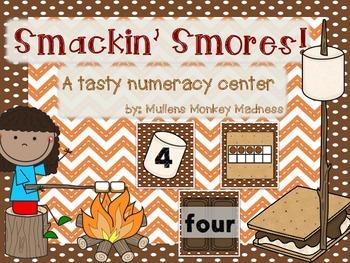 Smackin' Smores Numeracy Center
