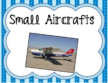 Small Aircraft Cards