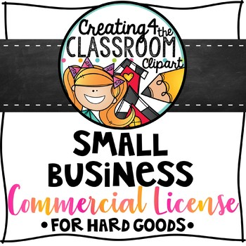 Small Business Commercial License for Hard Goods