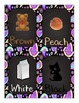 Small Chalkboard Color Posters Paisley
