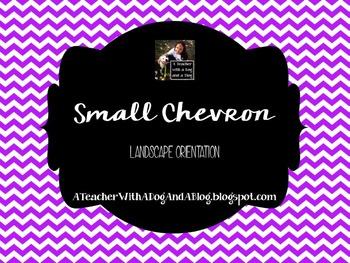 Small Chevron Backgrounds