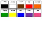 Small Color PEC's